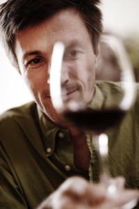 Pierrick Bourgault, photographié par Christophe Henry