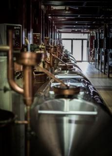 La distillerie du Maine au Bois