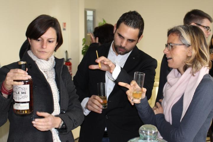 julien badr et les membres du cognac au féminin